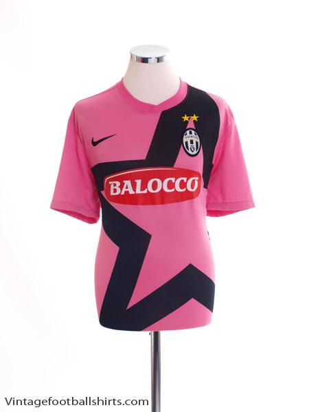 2011-12 Juventus Away Shirt *Mint* XL