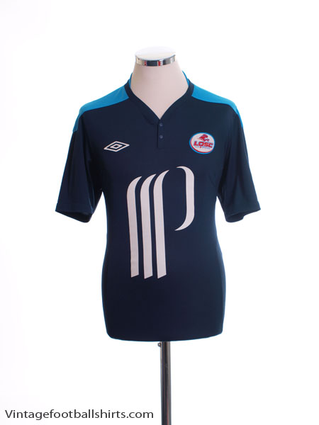2011-12 Lille Training Shirt M