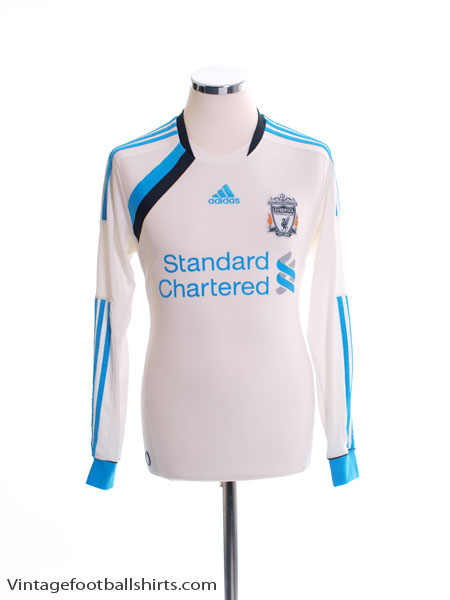 2011-12 Liverpool Third Shirt L/S S