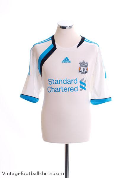 2011-12 Liverpool Third Shirt Y