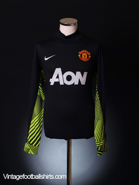 2011-12 Manchester United Goalkeeper Shirt *BNWT* M