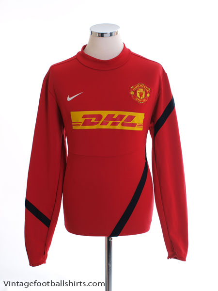 2011-12 Manchester United Training Top L