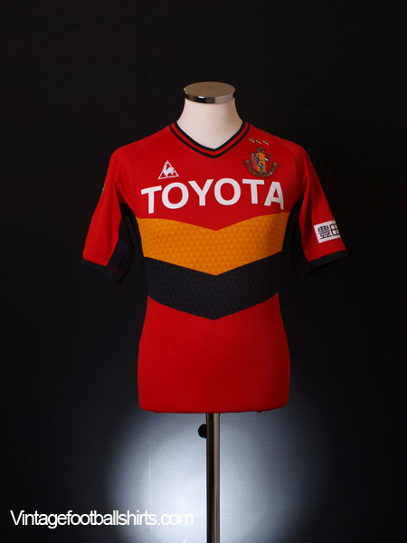 2011-12 Nagoya Grampus Eight Home Shirt *BNWT* S