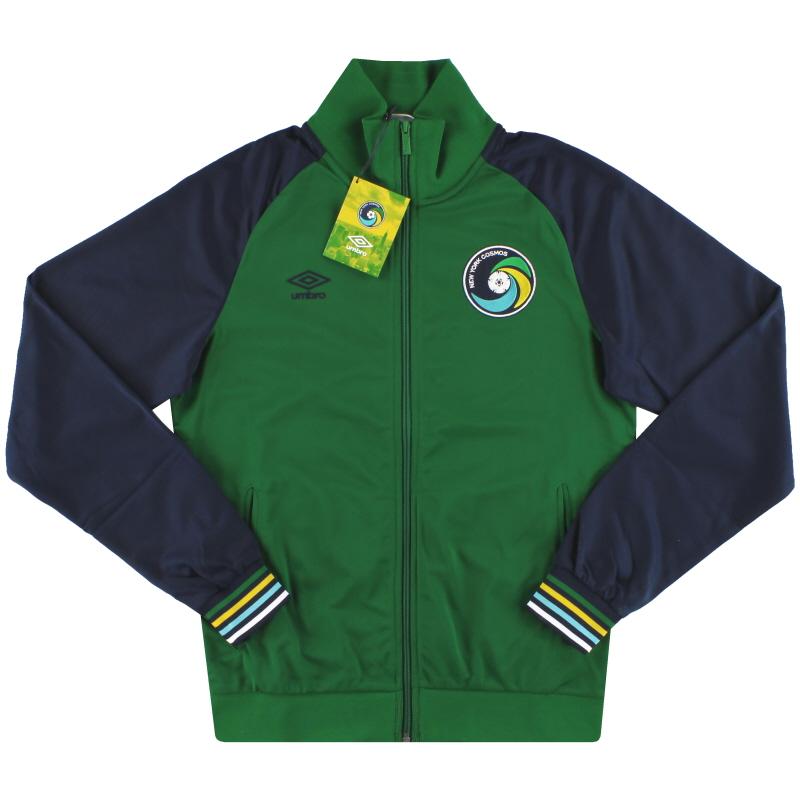 2011-12 New York Cosmos Umbro Track Jacket *BNIB* M
