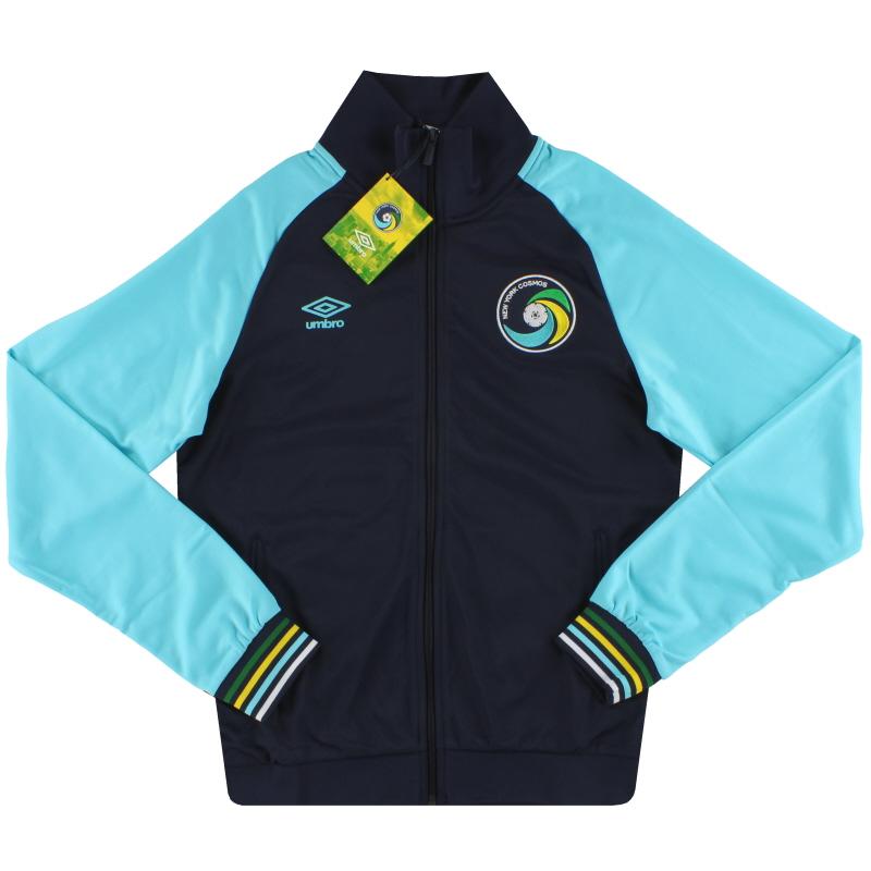 2011-12 New York Cosmos Umbro Track Jacket *BNIB*