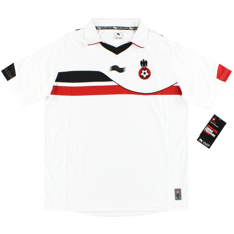 2011-12 Nice Away Shirt *BNIB* M