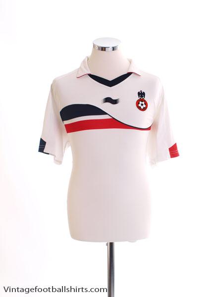 2011-12 Nice Away Shirt L