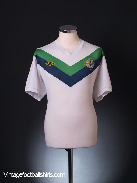 2011-12 Northern Ireland Away Shirt XL