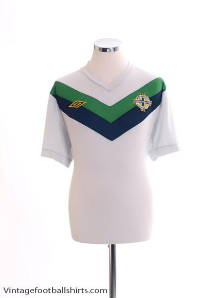 2011-12 Northern Ireland Away Shirt XL