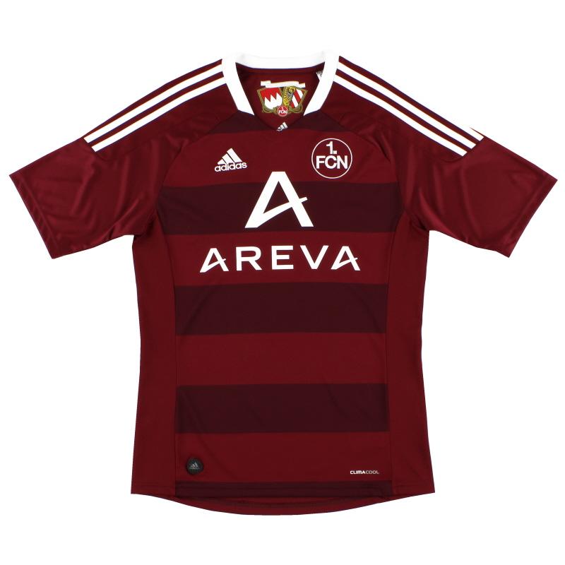 2011-12 Nurnberg Home Shirt S