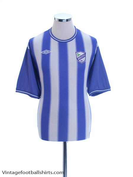 2011-12 Orduspor Home Shirt *Mint* XL