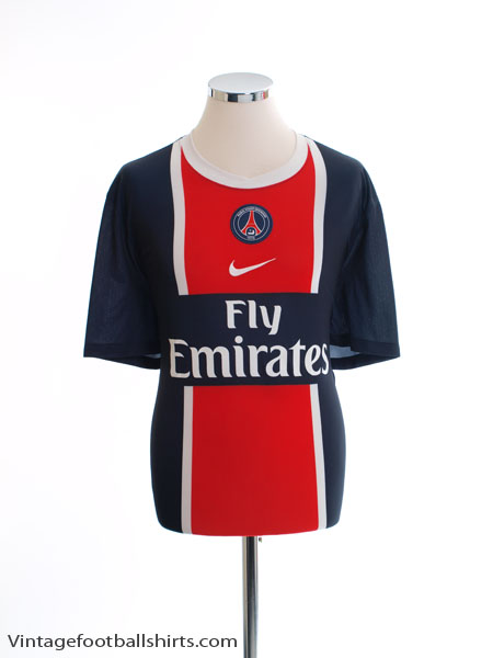2011-12 Paris Saint-Germain Home Shirt XL
