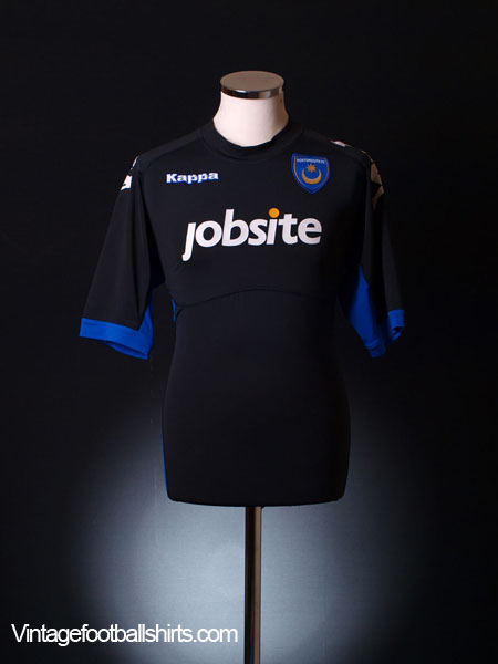 2011-12 Portsmouth Away Shirt S
