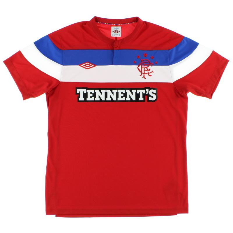 2011-12 Rangers Away Shirt M