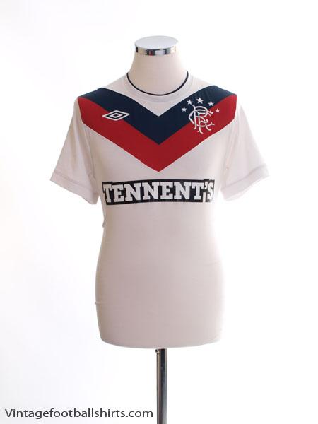 2011-12 Rangers Third Shirt S