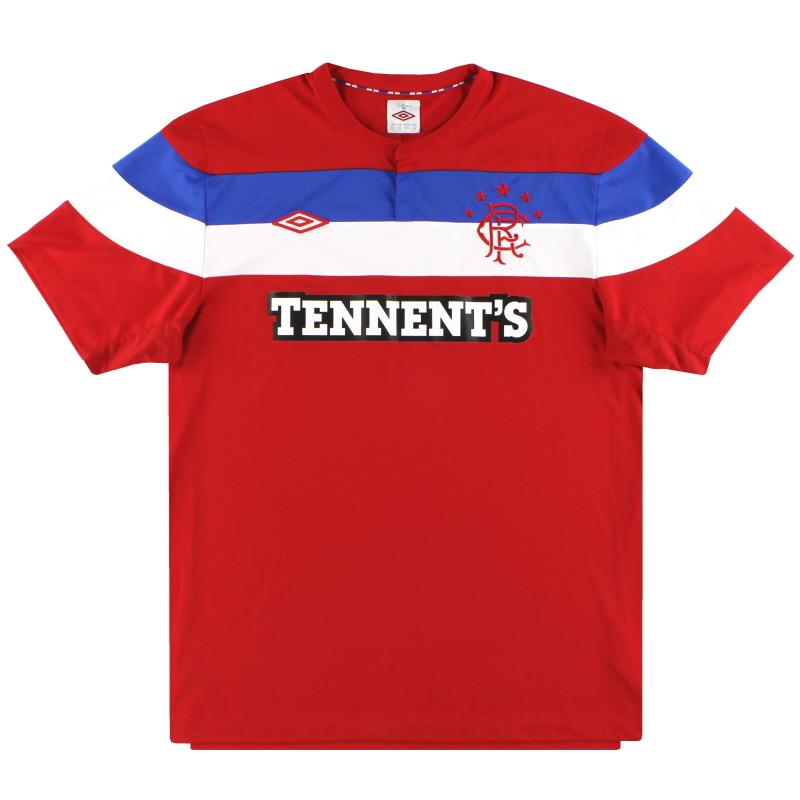 2011-12 Rangers Umbro Away Shirt XL