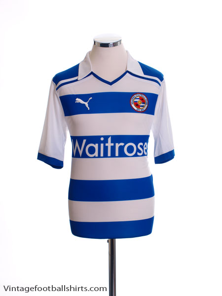 2011-12 Reading Home Shirt *Mint* M