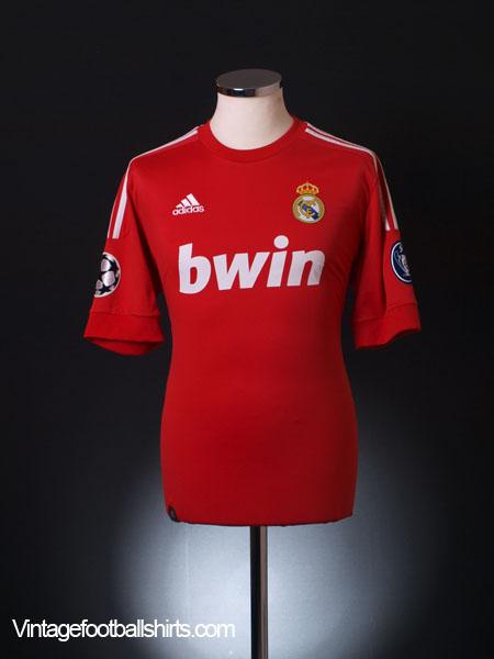 1922c6768b3 2011-12 Real Madrid CL Third Shirt  BNWT  L for sale