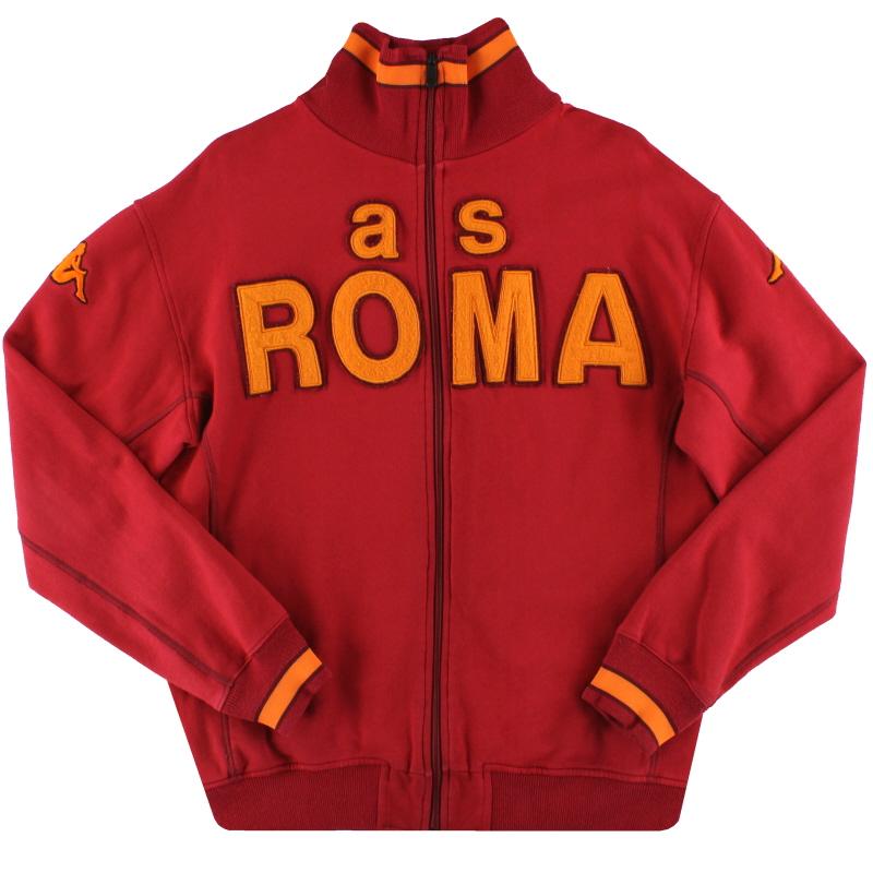 2011-12 Roma Kappa Full Zip Jacket L
