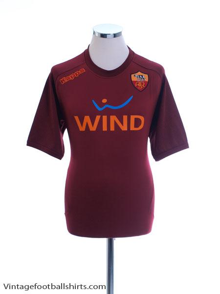 2011-12 Roma Kappa Training Shirt L