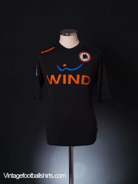 2011-12 Roma Third Shirt L