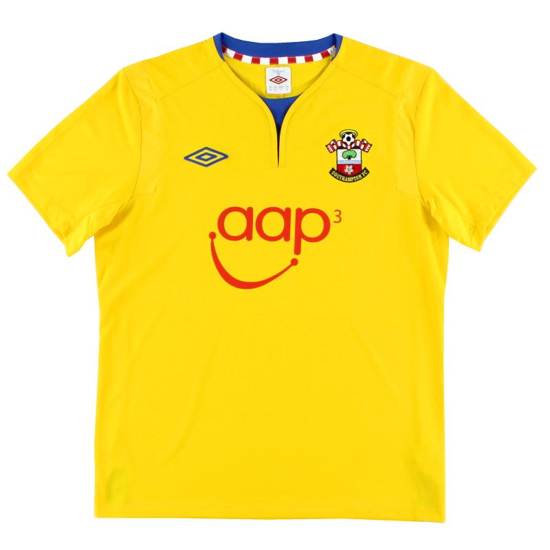 2011-12 Southampton Away Shirt M