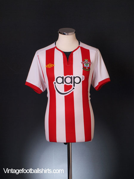 2011-12 Southampton Home Shirt M