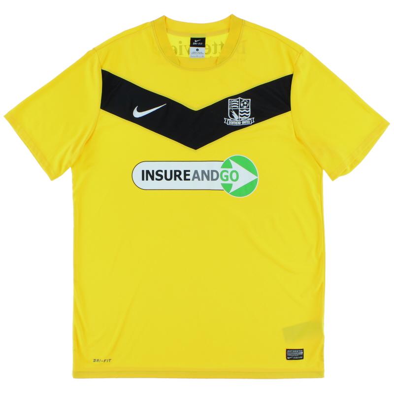 2011-12 Southend United Away Shirt L - 413146-700