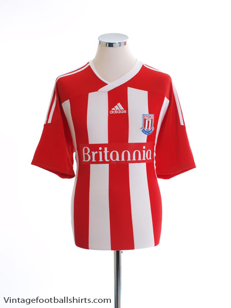16ae5036c 2011-12 Stoke City Home Shirt  BNWT  L for sale