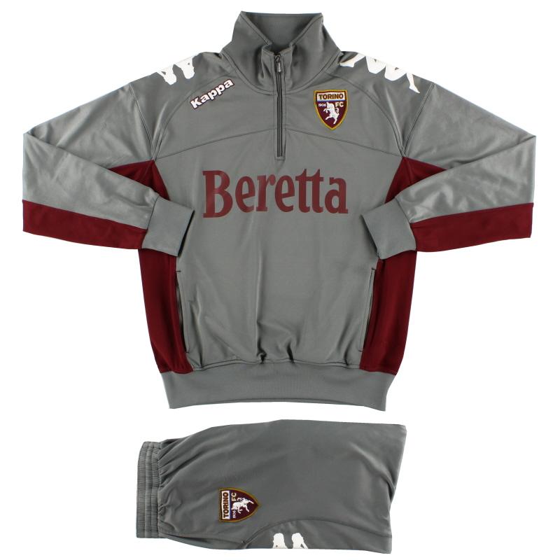 2011-12 Torino Kappa Tracksuit L