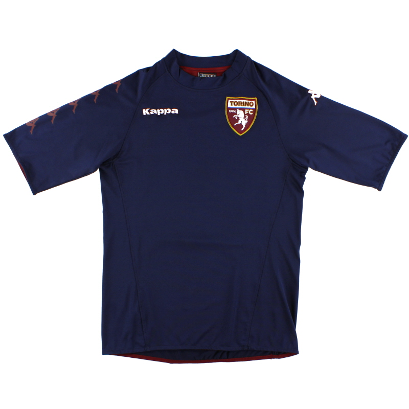 2011-12 Torino Kappa Training Shirt XL
