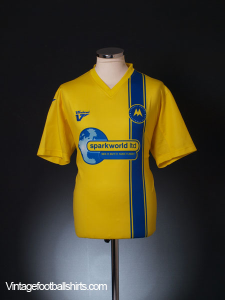 2011-12 Torquay Home Shirt L