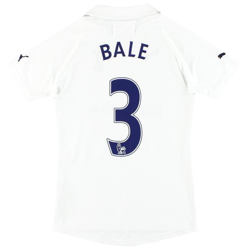 2011-12 Tottenham Home Shirt Bale #3 Womens 8 - 740568