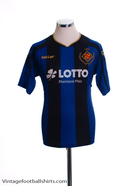 2011-12 TuS Koblenz Home Shirt S