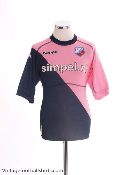 2011-12 Utrecht Away Shirt L