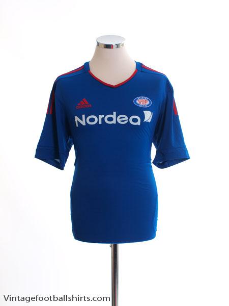 2011-12 Valerenga Home Shirt M