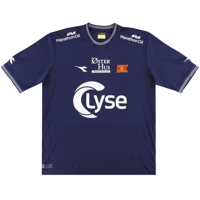 2011-12 Viking F.K Diadora Home Shirt *As New* XXL