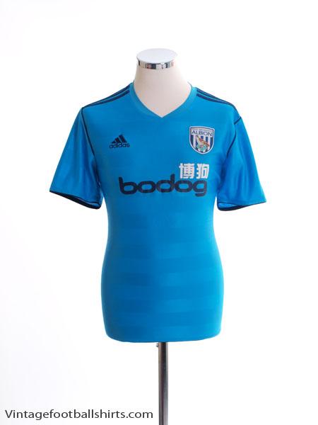 2011-12 West Brom Away Shirt M