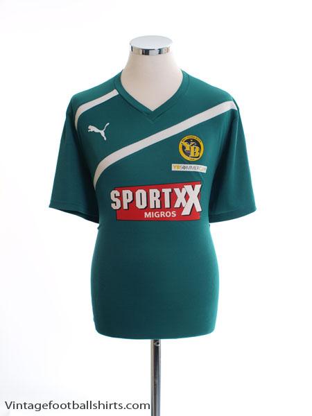 2011-12 Young Boys Summer Camp Training Shirt XL