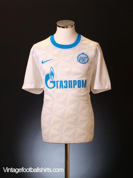 2011-12 Zenit St. Petersburg Away Shirt *BNIB* L
