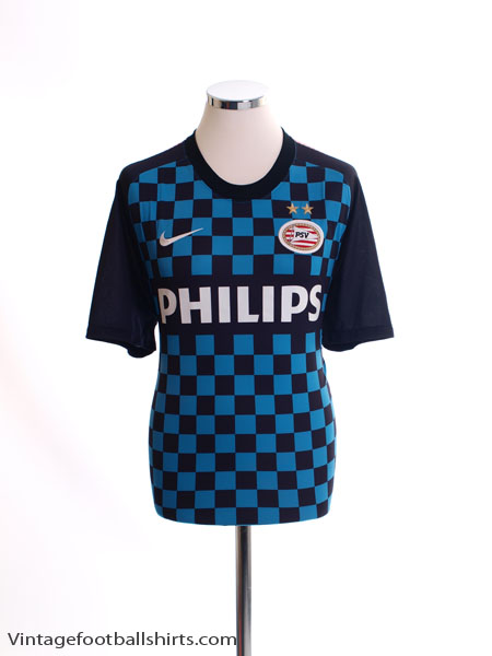 2011-13 PSV Away Shirt *Mint* M