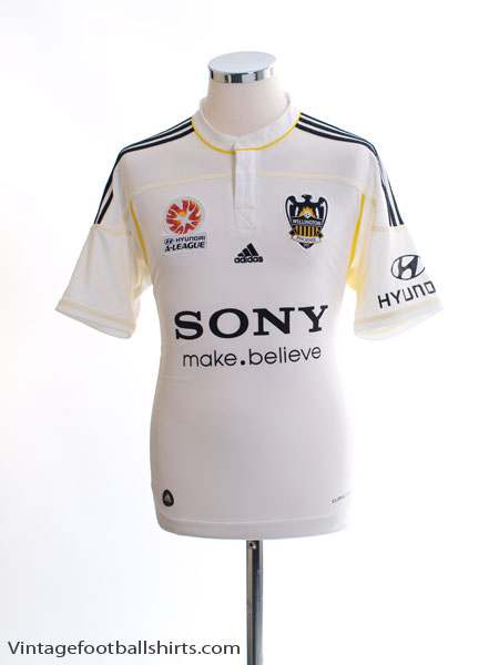 2011-13 Wellington Phoenix Away Shirt S - V17011