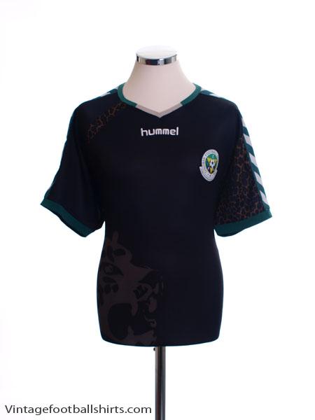 2011-13 Zanzibar Home Shirt L
