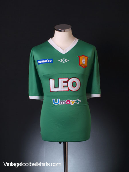 2011 Bangkok Glass Home Shirt *Mint* XXL