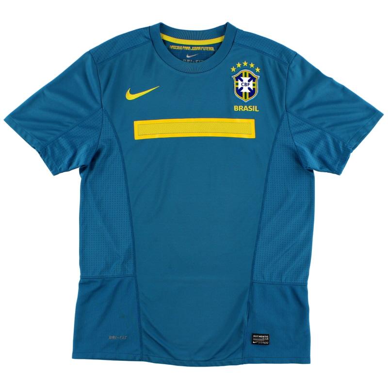 2011 Brazil Away Shirt M - 405504-300