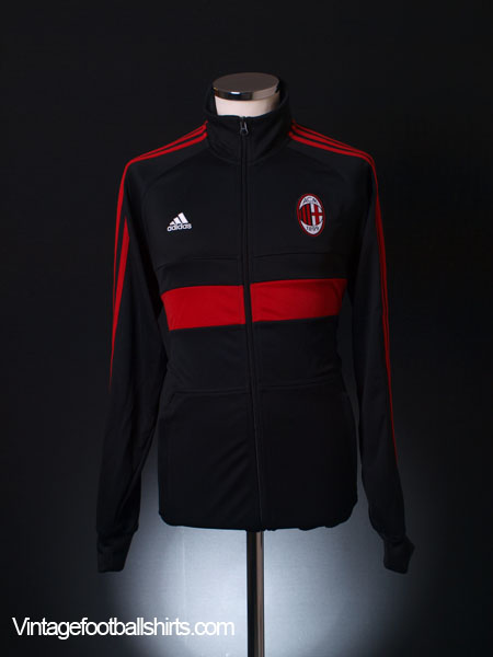 2012-13 AC Milan adidas Core Track Top *BNIB*