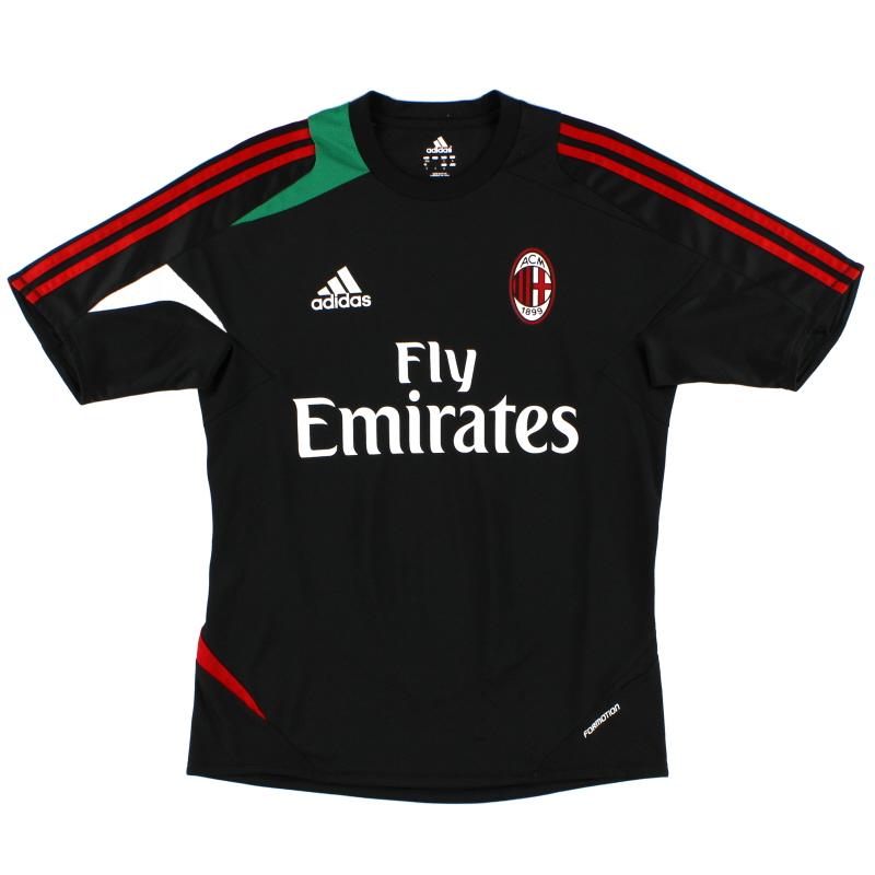 2012-13 AC Milan Formotion Training Shirt S