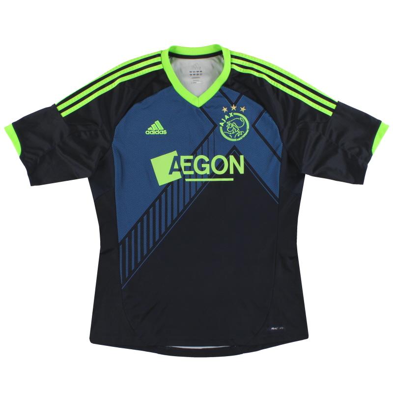 2012-13 Ajax adidas Away Shirt L - X21224