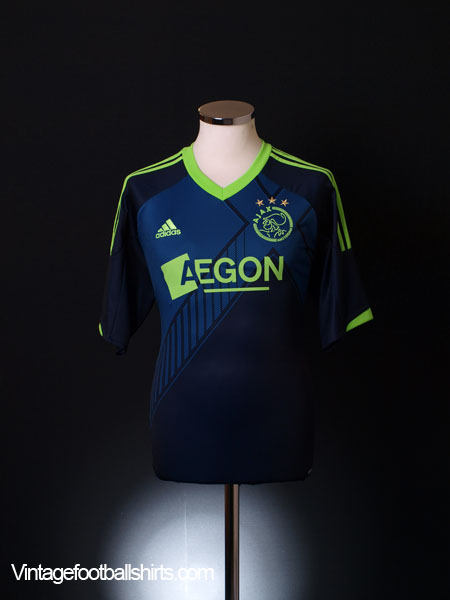 2012-13 Ajax Away Shirt M