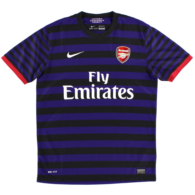 eaed6c921fe 2012-13 Arsenal Away Shirt L for sale